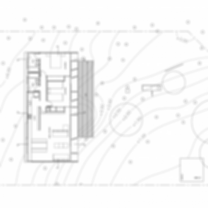 Concrete House - Site Plan