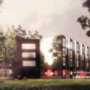 Hotel City Garden - Concept Design