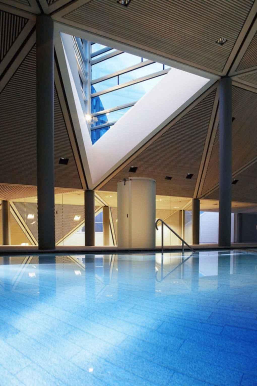 Tschuggen Grand Hotel - Interior/Pool