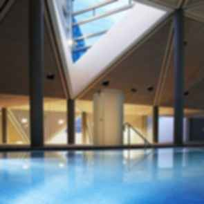 Tschuggen Grand Hotel - Interior/Pool
