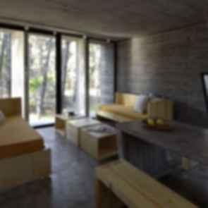 Concrete House - Interior