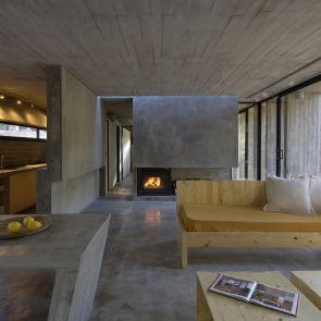 6 Modern Concrete Homes - modlar.com