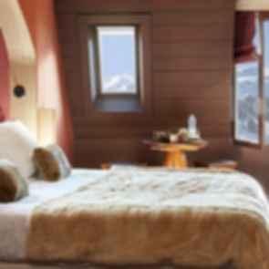 Hotel des Dromonts - Bedroom