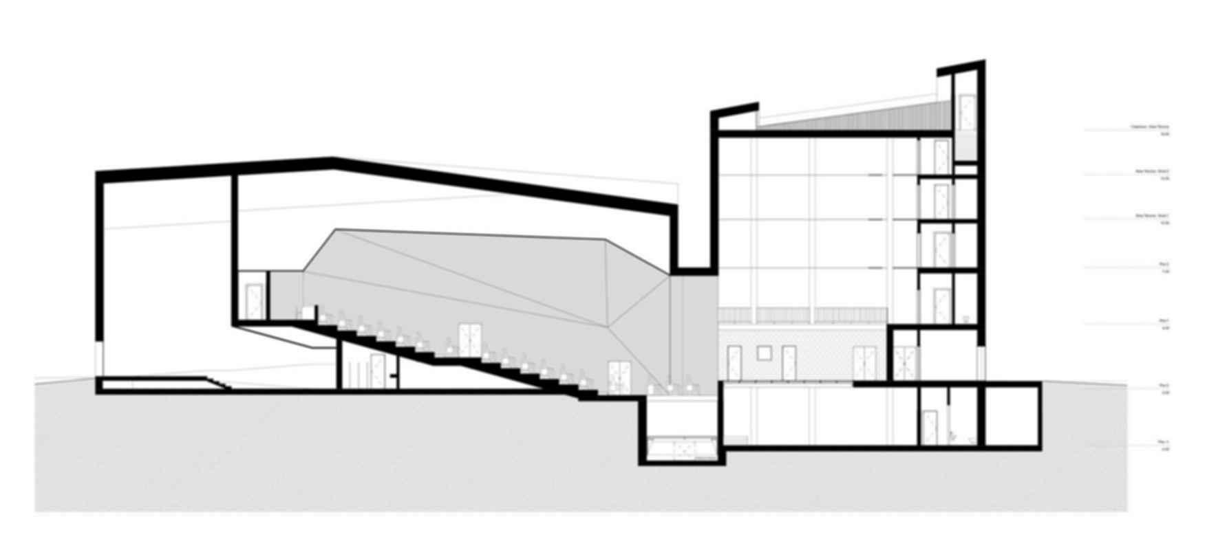 Casa das Artes - Concept Design