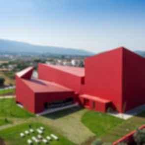 Casa das Artes - Exterior/Seating