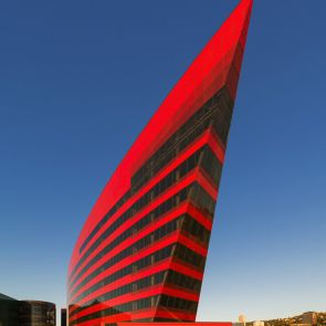 Pacific Design Center - Concept Design
