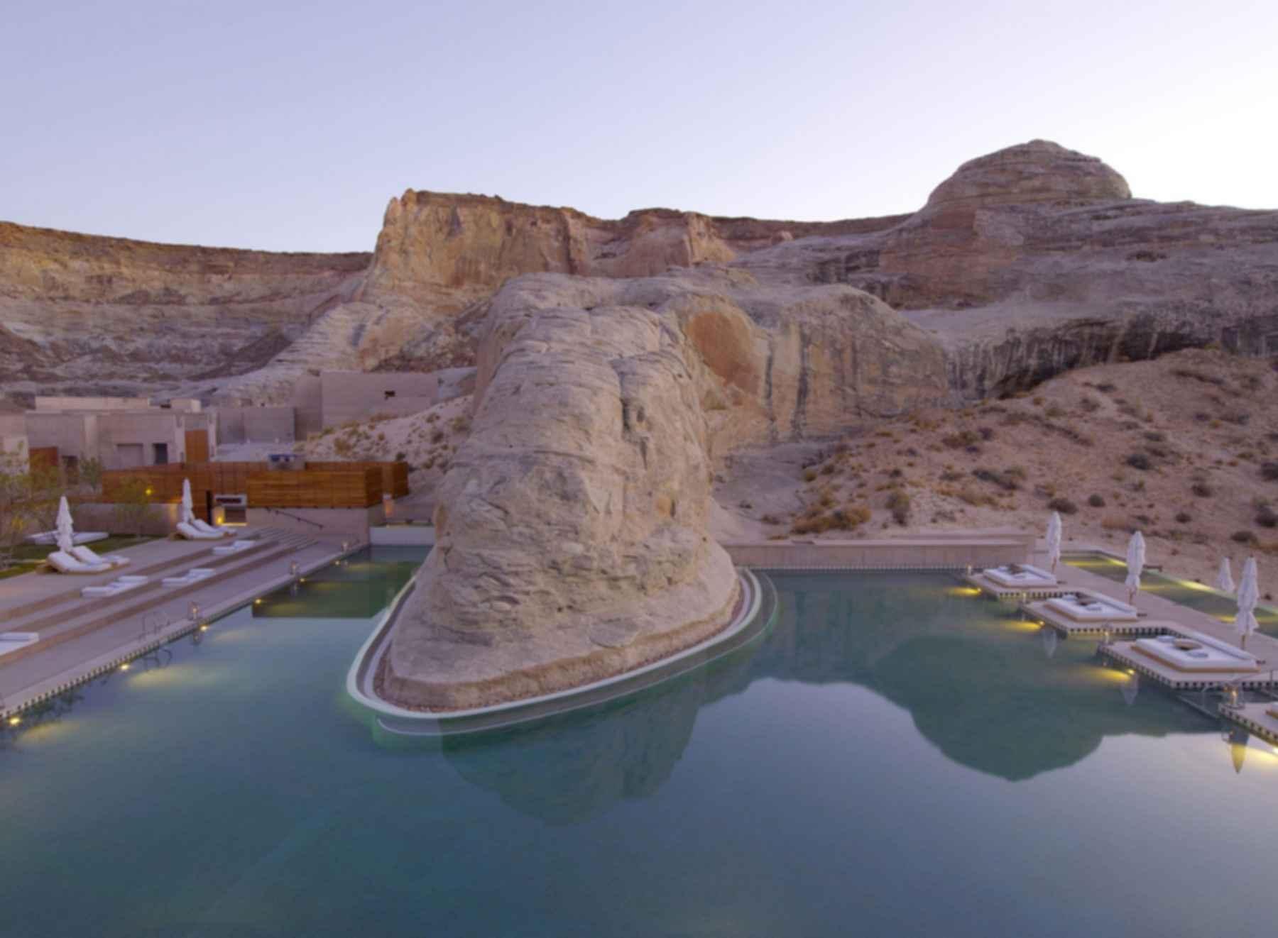 Amangiri Resort - Exterior/Pool