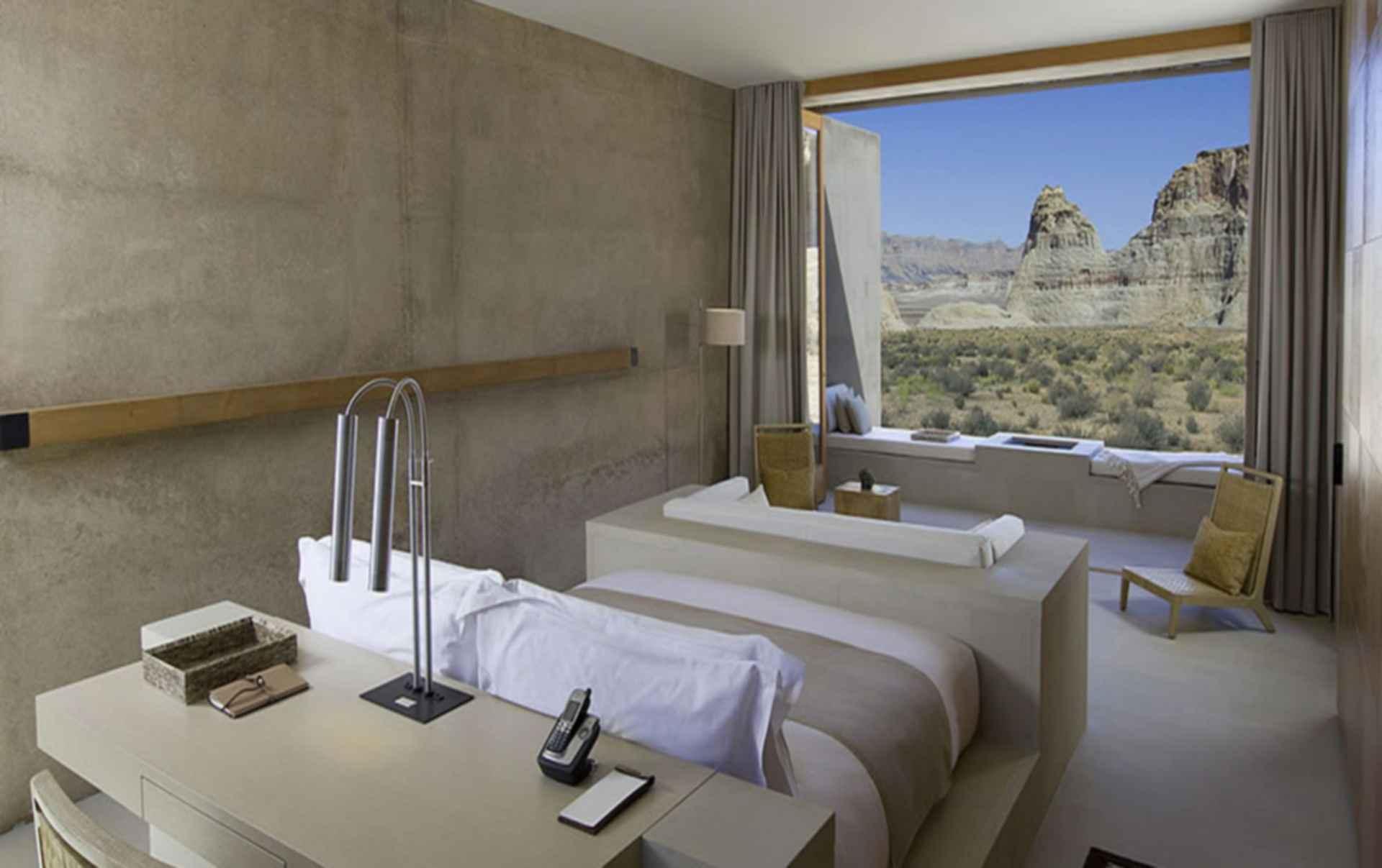 Amangiri Resort - Interior
