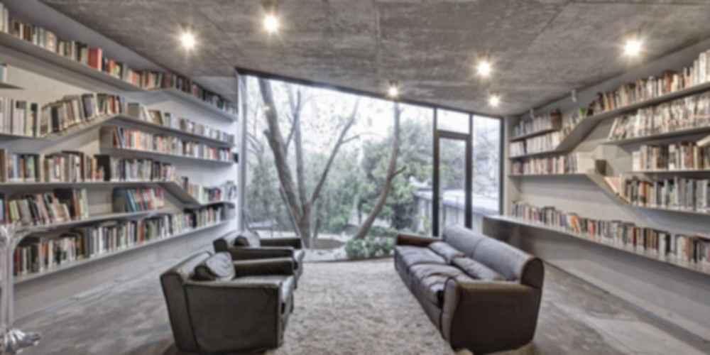 Tea House - Interior Lounge