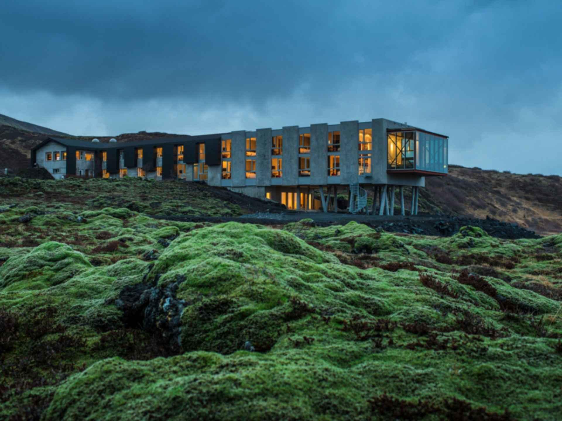 Ion Hotel - Exterior/Landscape