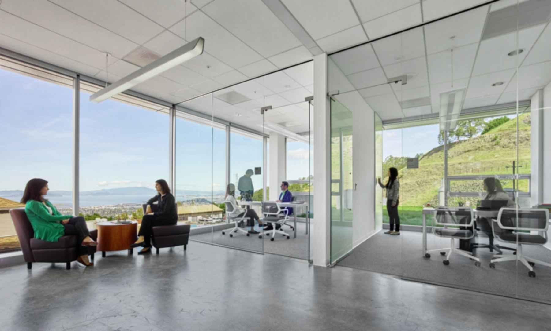 Chu Hall - Solar Energy Research Center - Interior