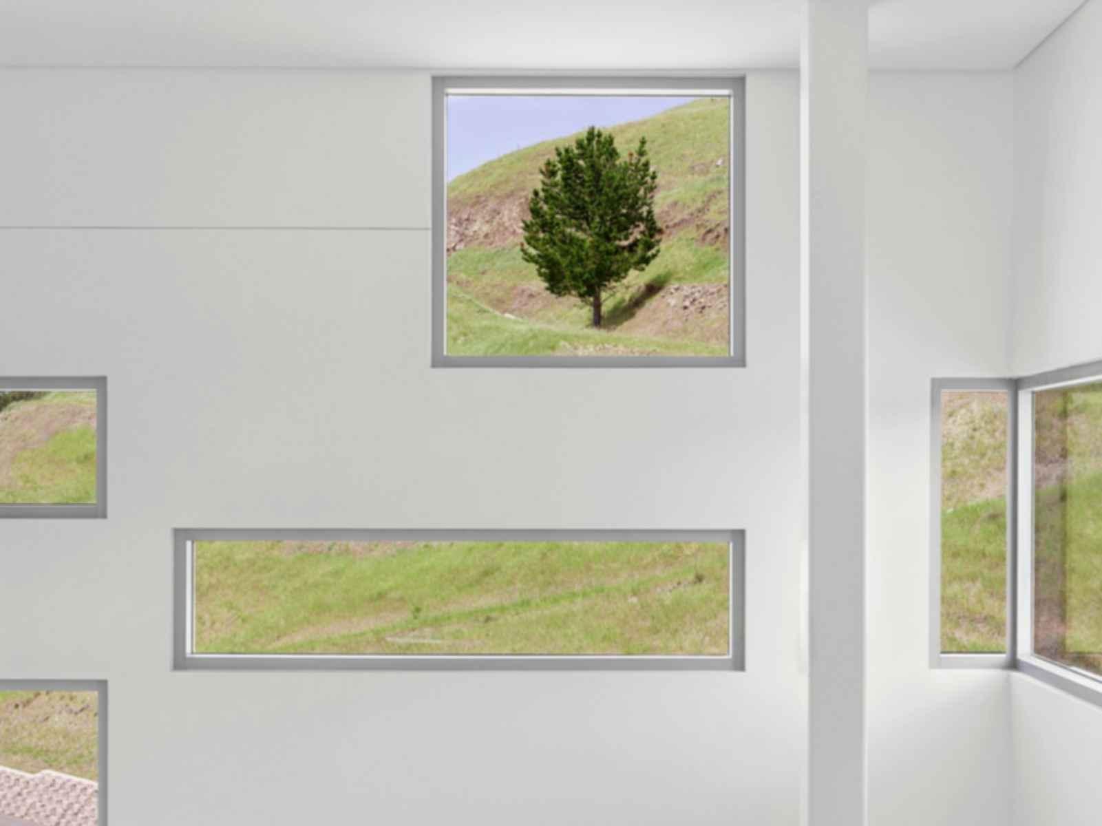 Chu Hall - Solar Energy Research Center - Interior/Windows