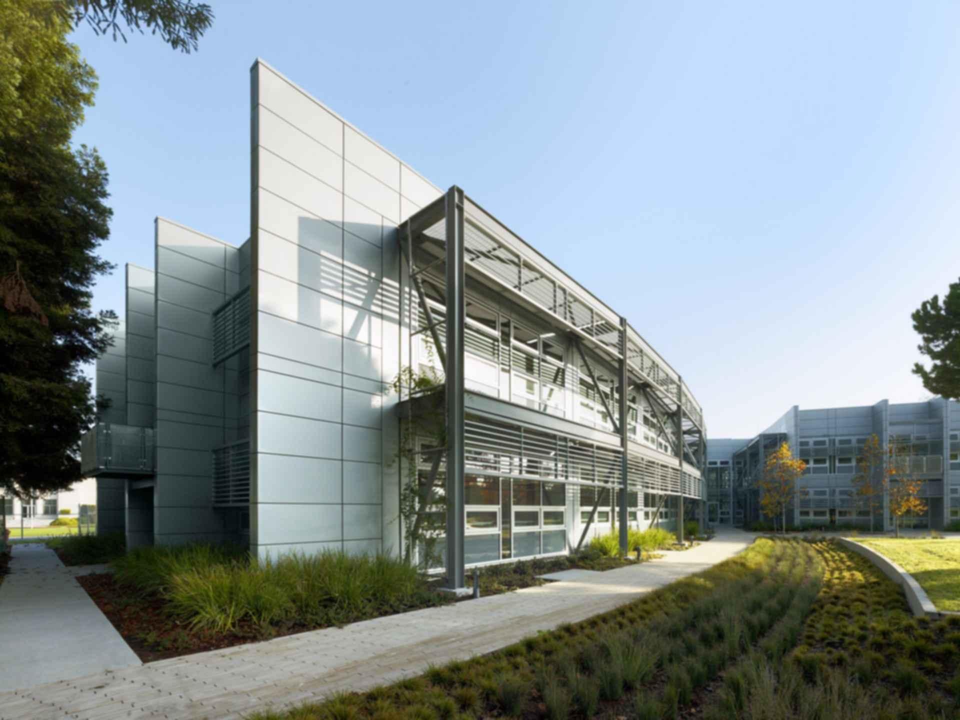 NASA Sustainability Base - Exterior/Walkway