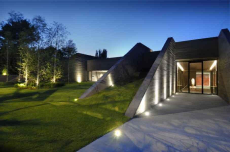 Concrete House 2 - Exterior