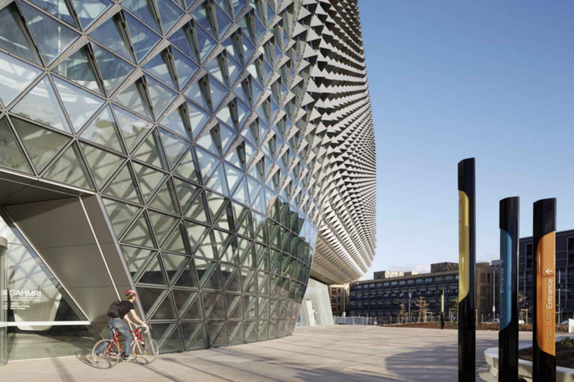 South Australian Health and Medical Research Institute - Exterior
