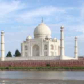The Taj Mahal - Exterior/Landscape
