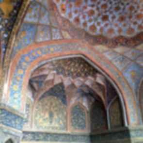 The Taj Mahal - Interior