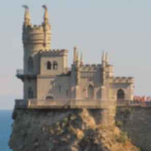 Swallow's Nest Castle - Exterior