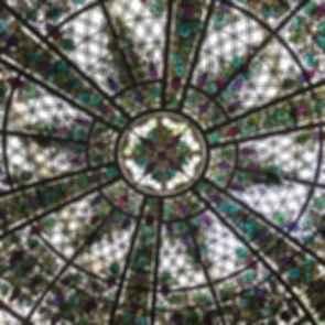 Casa Loma - Mosaic Tiling