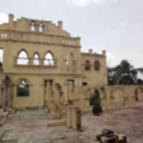 Kellie's Castle - Remains of a Building
