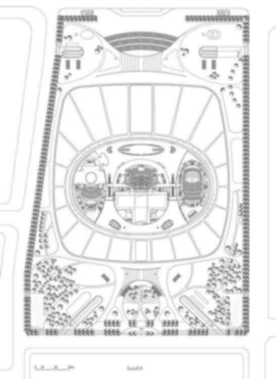 National Centre for the Performing Arts - Floor Plan