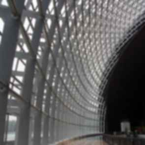 National Centre for the Performing Arts - Interior/Exterior Walls