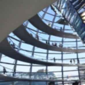 Reichstag Building - Interior