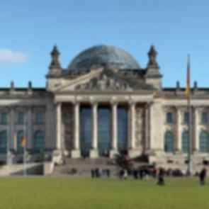 Reichstag Building - Exterior