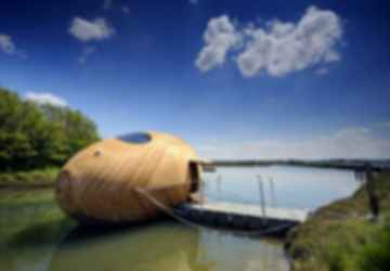 The Exbury Egg - Exterior/Landscape