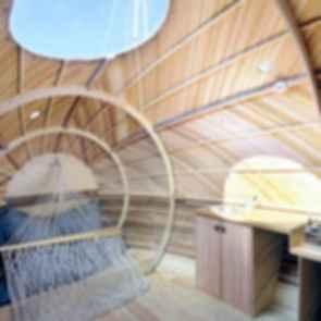 The Exbury Egg - Interior Walls