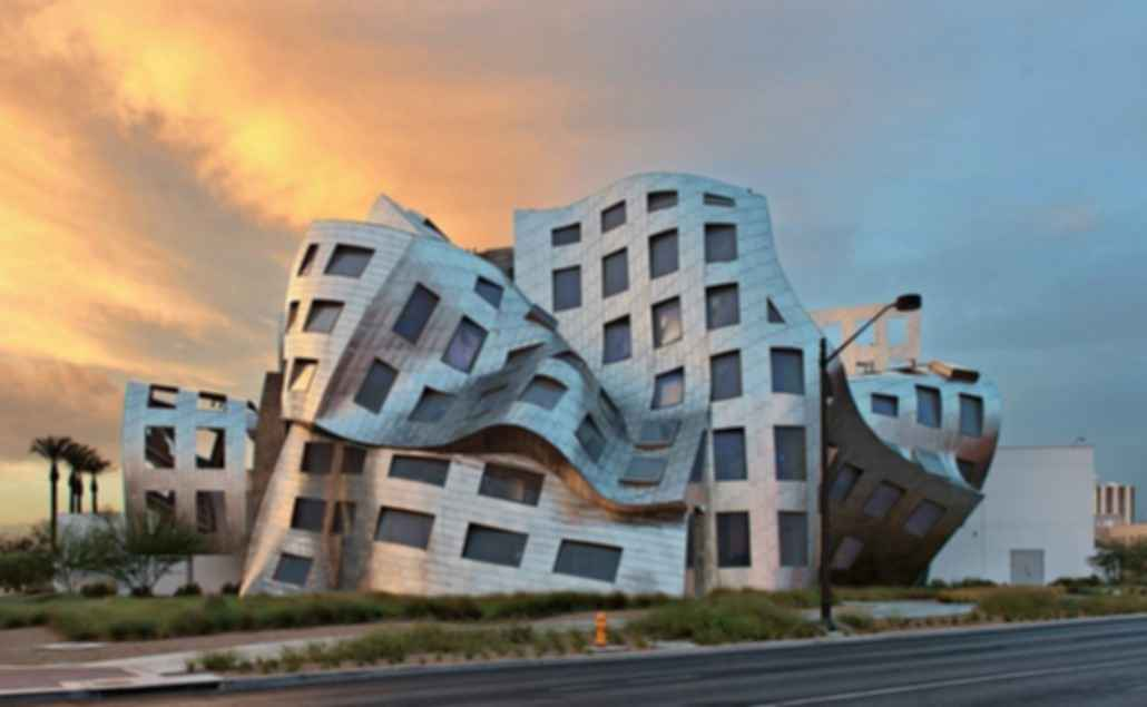 Cleveland Clinic Lou Ruvo Center for Brain Health - Exterior