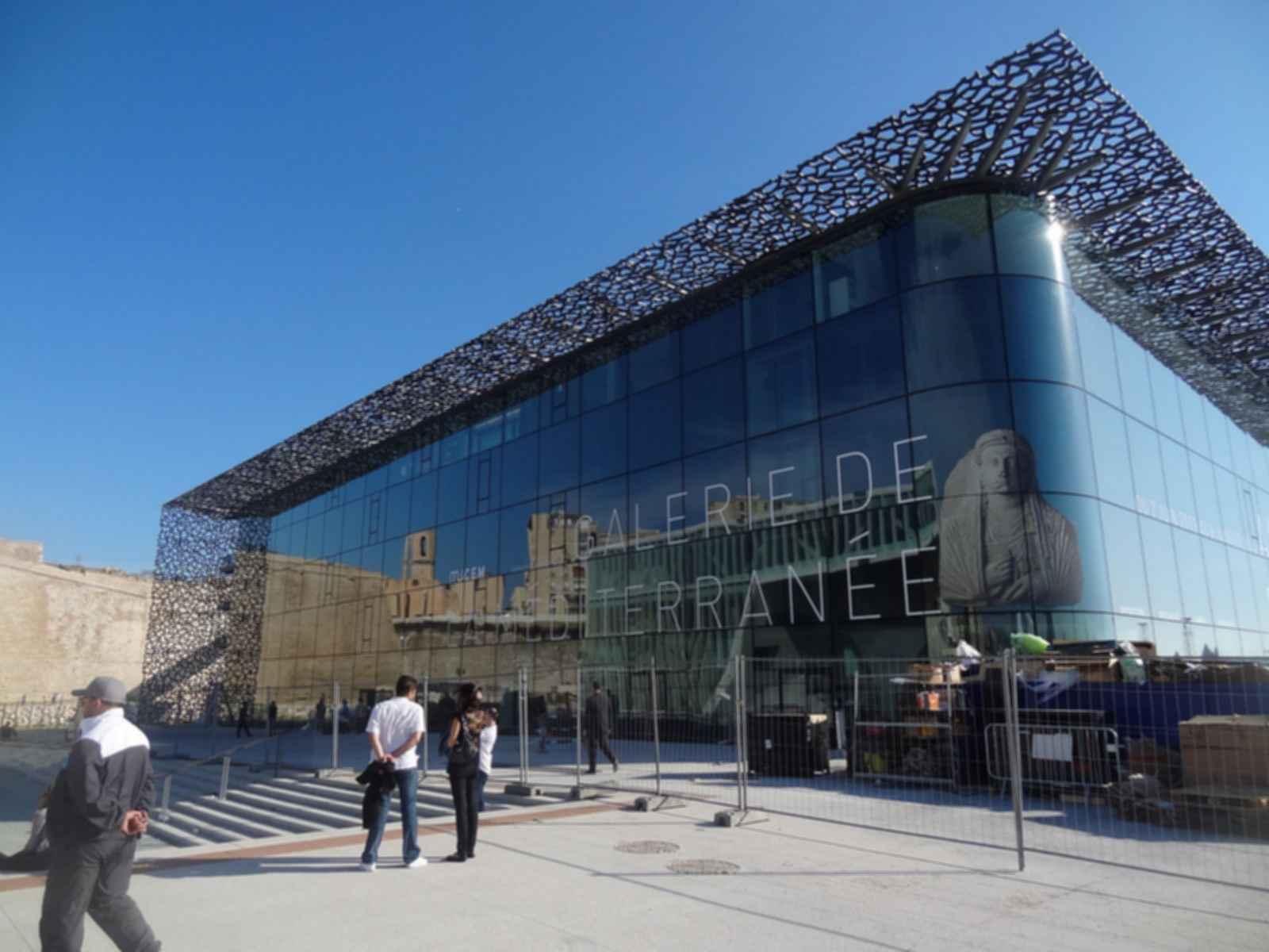 MuCem Marseille - Exterior