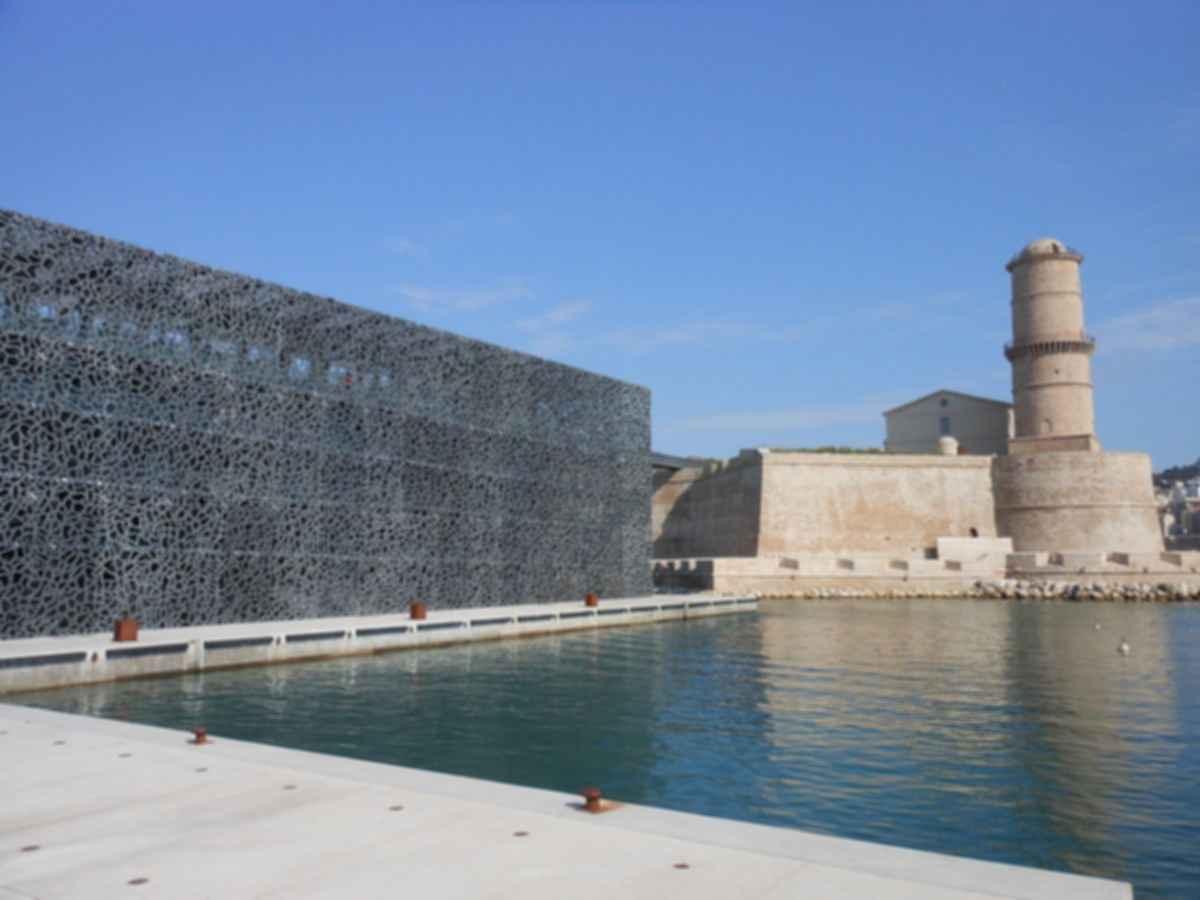 MuCem Marseille - Exterior/Landscape