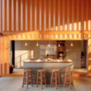 Container House - Interior Kitchen