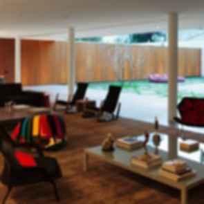 Cobogo House - Interior/Lounge