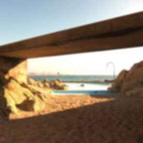 Leca Swimming Pool - Sand/Pool/Walkway