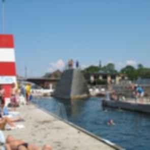 Copenhagen Harbor Bath - Pool/Walkway