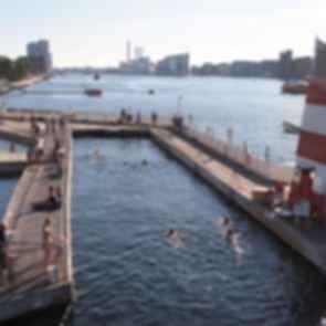 Copenhagen Harbor Bath - Pool/Landscape