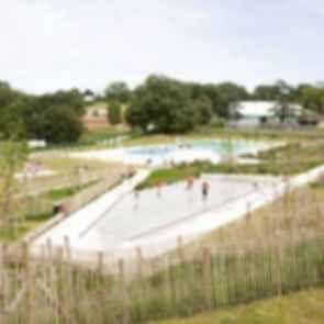 Theatre D'eau Public Swimming Pool - Landscape