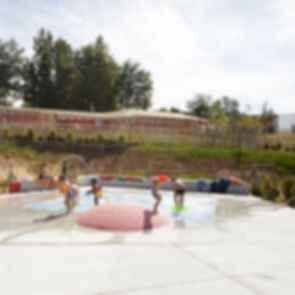 Theatre D'eau Public Swimming Pool - Paddling Pool