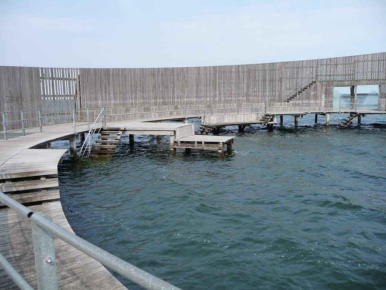 The Kastrup Sea Bath - Jumping Ledges