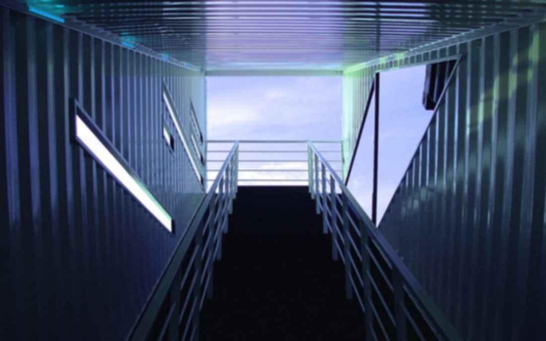 Oceanscope - Stairwell