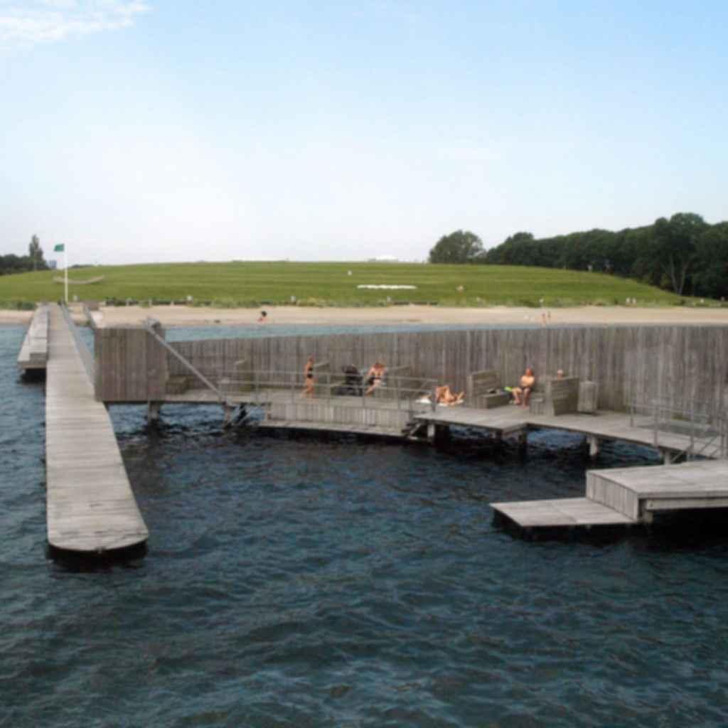 The Kastrup Sea Bath - Building/Walkway