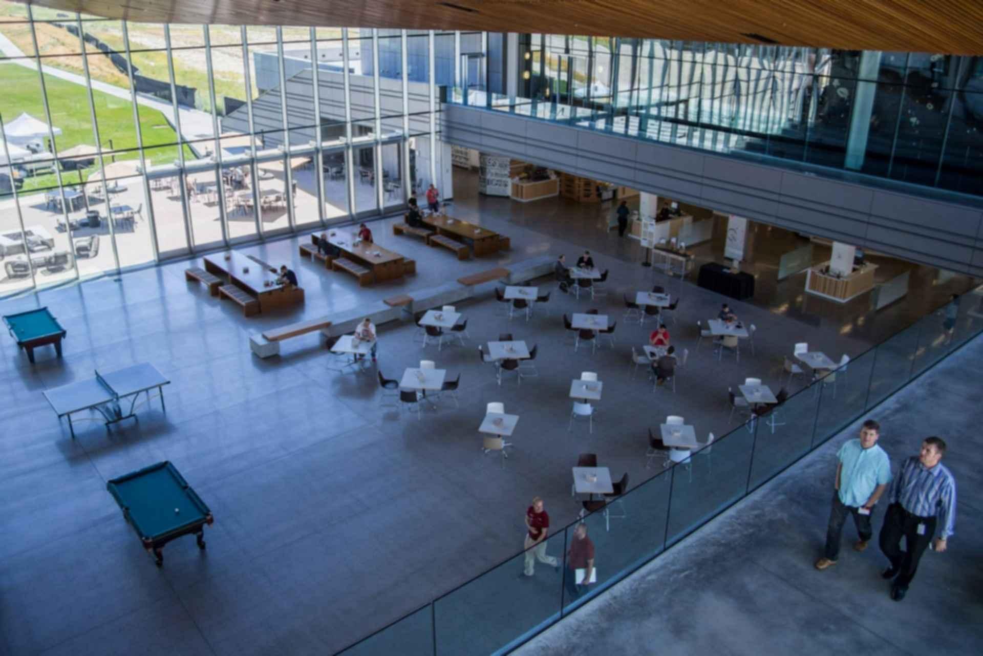 Adobe Utah Campus - Break Area