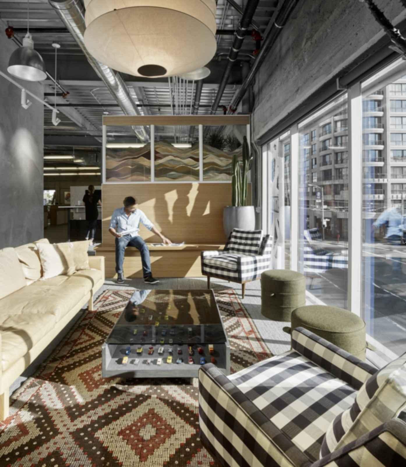 Metromile - Lounge Area