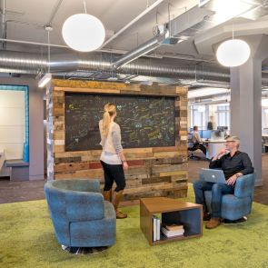 Twitter Headquarters - Meeting Space