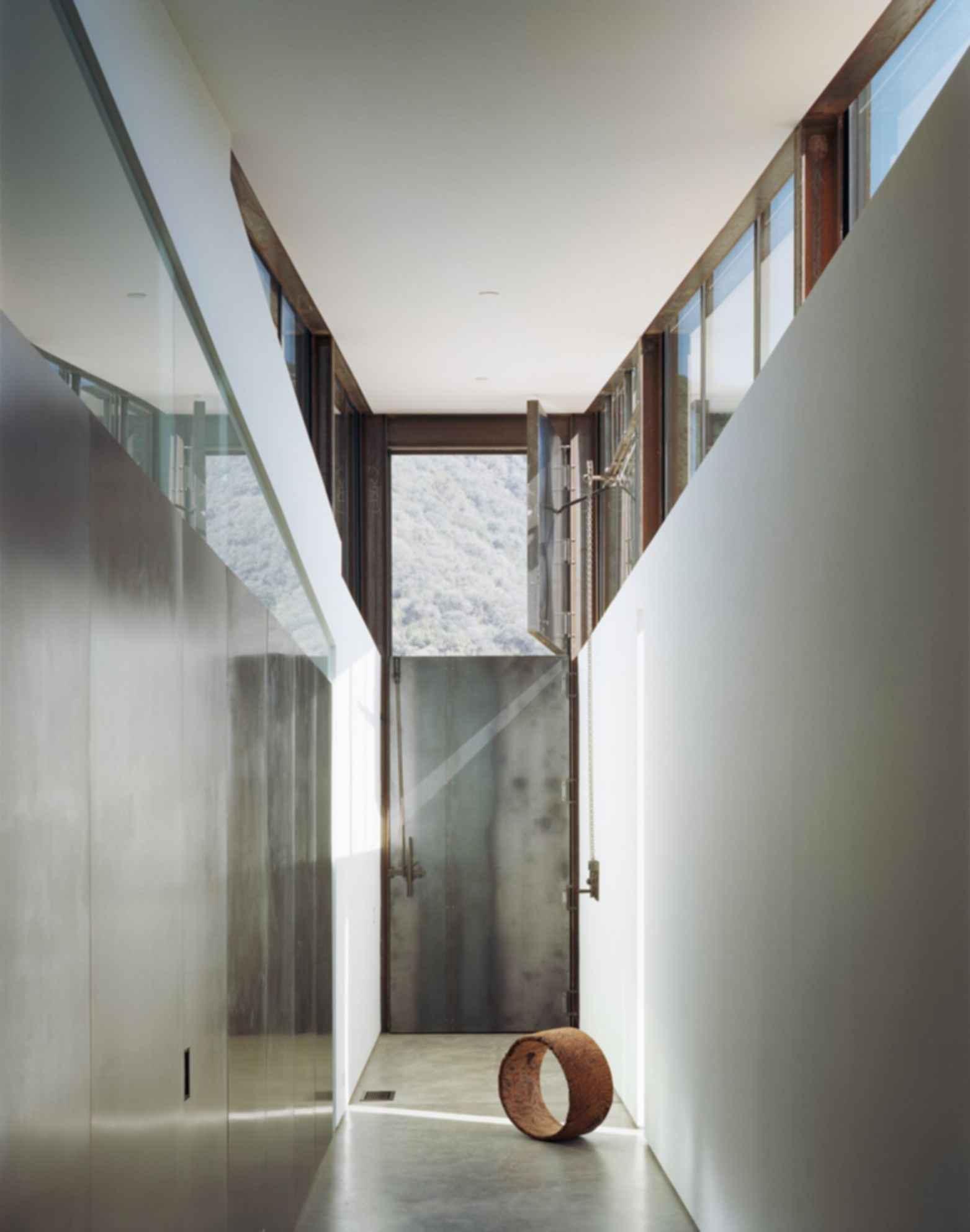 Montecito Residence Interior Hallway Modlar Com