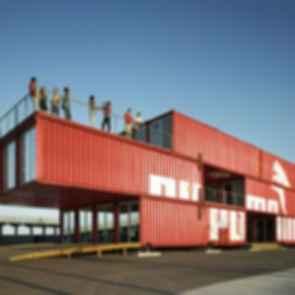 Puma City - Exterior