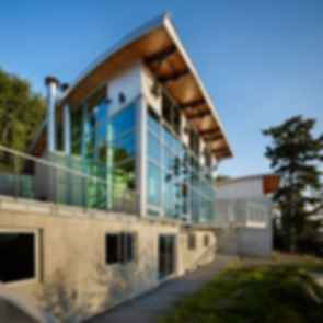 West Seattle Residence - Exterior