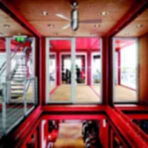 Puma City - Interior/Door Frame